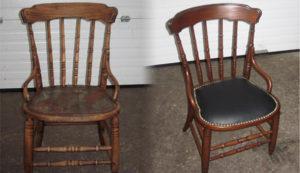 Перетяжка стульев на дому недорого в Одинцово