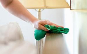 Уборка пыли в квартире и доме в Одинцово